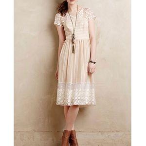 Anthro Moulinette Souers Poema Lace Dress 6